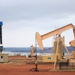 North Dakota-Oil Pump and Rig